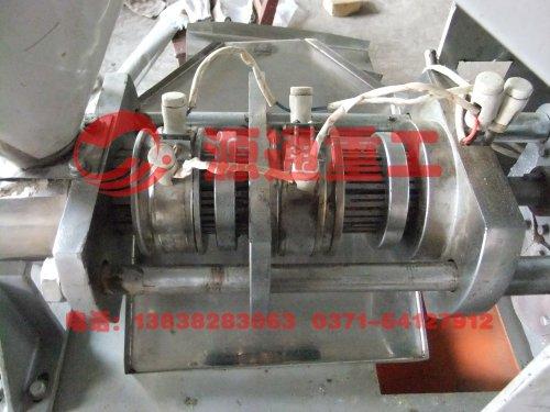 单相电榨油机榨螺
