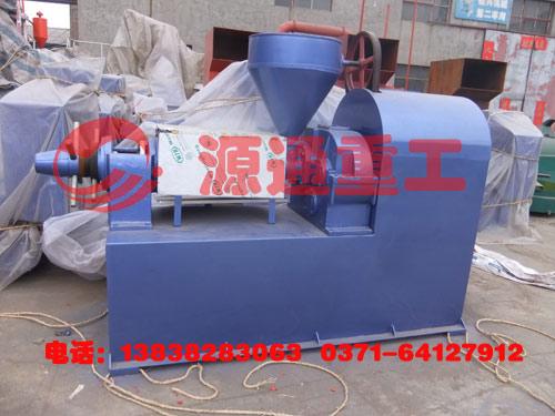 120型螺旋榨油机