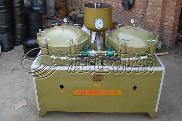 气压滤油机